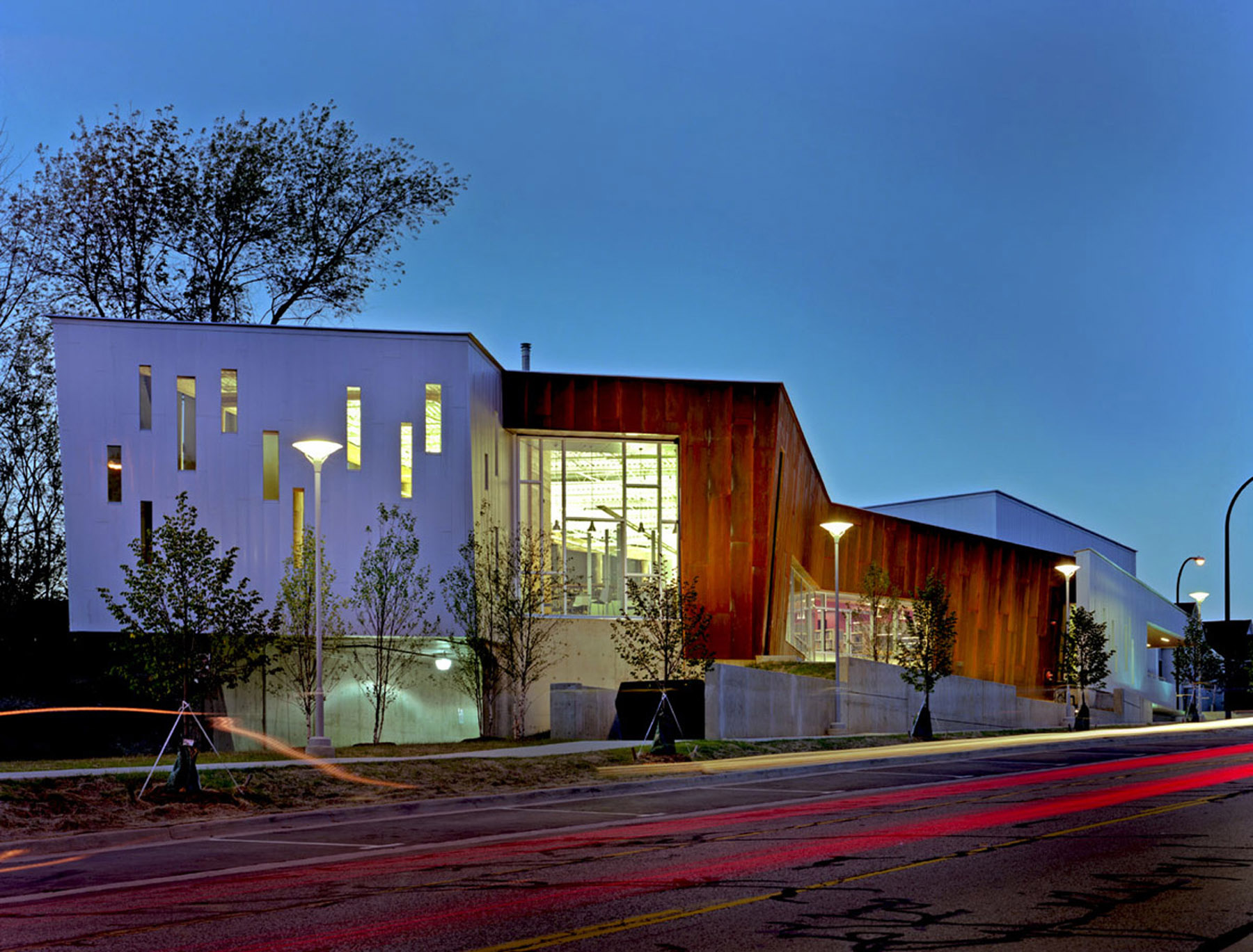 <span>Residential Projects</span>Ann Arbor District Library