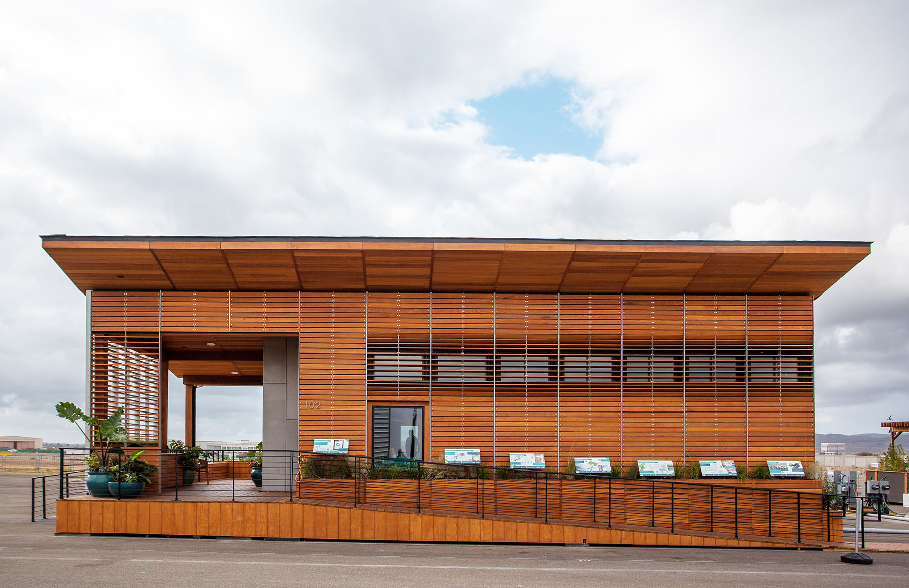 <span>Commercial Projects</span>Ecohabit:  Solar Decathlon 2013